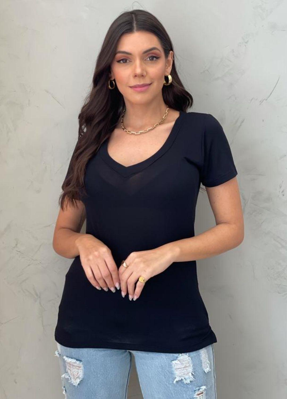 Camiseta Podrinha Preta