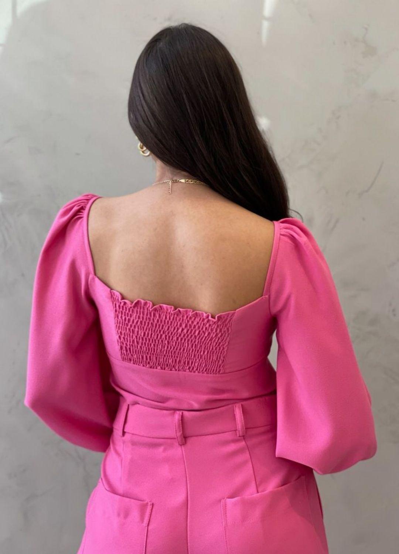 Cropped rosa BM