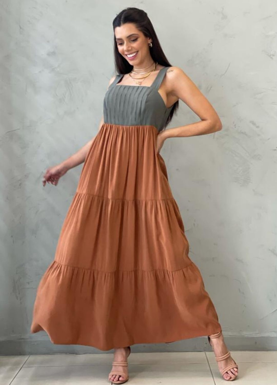 Vestido Bokeh