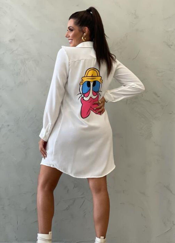 Vestido Chemise Margarida