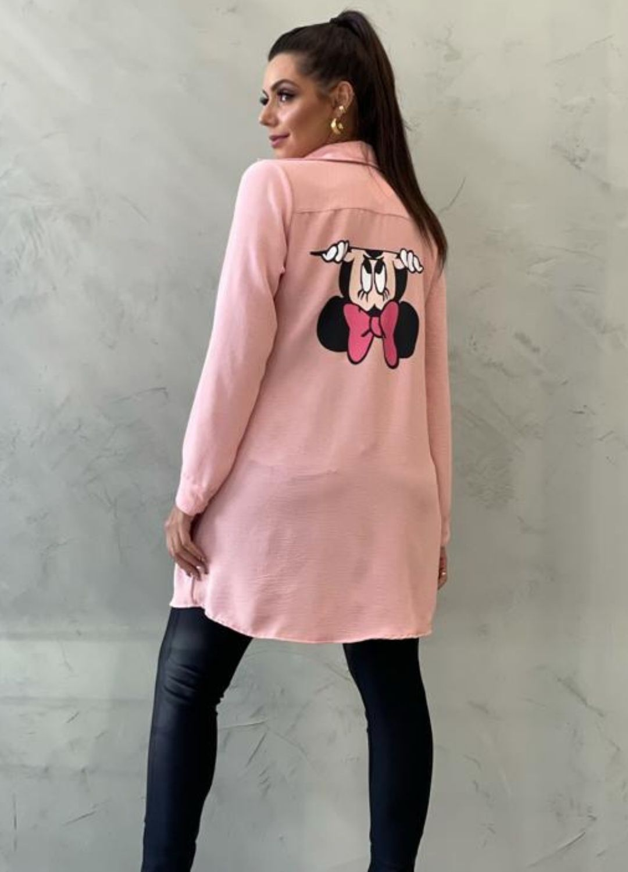 Vestido Chemise Minnie