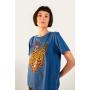 Camiseta Farm Azul