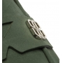 Mocassim Schutz Verde Esmeralda