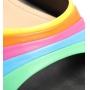 Tamanco Salto Baixo Schutz Multicolor