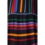 Vestido Longo Farm Multicolor