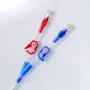 KIT Cateter de curta permanência para hemodiálise 12FX20CM RETO [Caixas com 5]