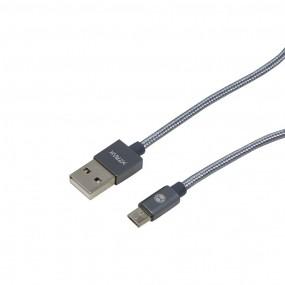 Cabo Micro USB 1.5 M Xtrax