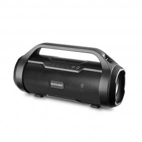 Caixa de Som BoomBox Super Bazooka SP339 Multilaser