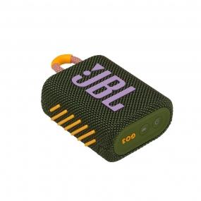 Caixa de Som JBL GO 3 IPX7