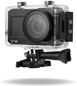 Câmera De Ação Action+Selfie 4K DC191 Atrio Multilaser - 1UNICA