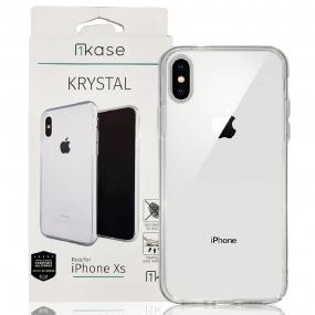 Capa Anti Impacto Iph X / XS Ikase Krystal - TRANSP - KRYSTAL