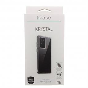 Capa Anti Impacto Samsung A01 - Ikase Krystal