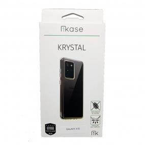 Capa Anti Impacto Samsung A12 - Ikase Krystal