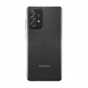 Capa Anti Impacto Samsung A72 - Ikase Krystal - TRANSP