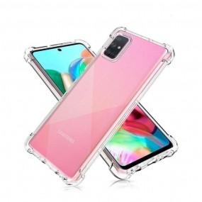 Capa Anti Impacto Samsung Galaxy A71 Transparente