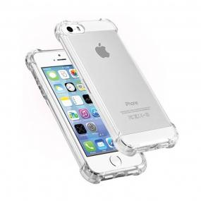 Capa Anti Shock Iphone 5 - TRANSP