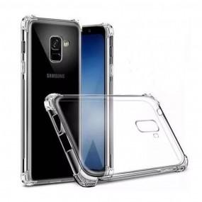Capa Anti Shock Samsung Galaxy J6 2018  Anti Impacto Flexível Transparente