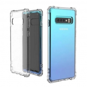 Capa Anti Shock Samsung Galaxy S10 - TRANSP