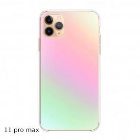 Capa Holográfica Iphone 11 Pro Max Furta-cor