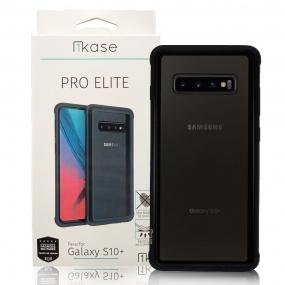 Capa Samsung S10 Plus Ikase Pro Elite - PRETO