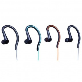 Fone de Ouvido Motorola Earbuds Sport, Intra-auricular com Microfone