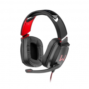 Headset Gamer Warrior Kaden PH301 Multilaser - PRETO