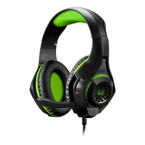 Headset Gamer Warrior Rama PH299 Multilaser - PRETO