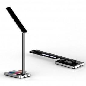 Luminária Led Com Carregador Sem Fio Xtrax Indução Qi