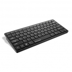 Mini Teclado Slim Comfort TC154 Multilaser - 1UNICA