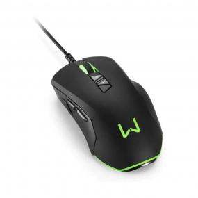 Mouse Gamer Warrior Moray MO278 Multilaser