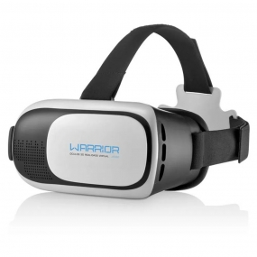 Óculos de Realidade Virtual 3D Gamer Warrior - JS080 Multilaser - 1UNICA