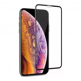 Pelicula 3D de Vidro Temperado Iphone XR , Iphone 11 Tela Toda