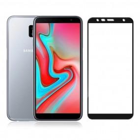 Película De Vidro 3d Para Samsung Galaxy J6+ (J6 Plus) Tela Toda