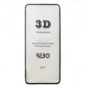 Película De Vidro 3D Samsung Galaxy A11 Tela Toda