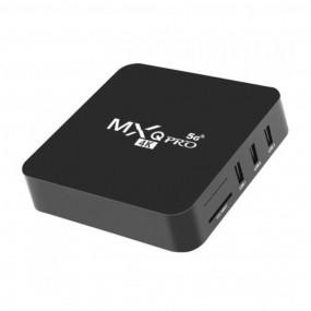 Tv Box Mxq Pro 4k 5g 4gb Ram 64gb Armazenamento Android 10.1