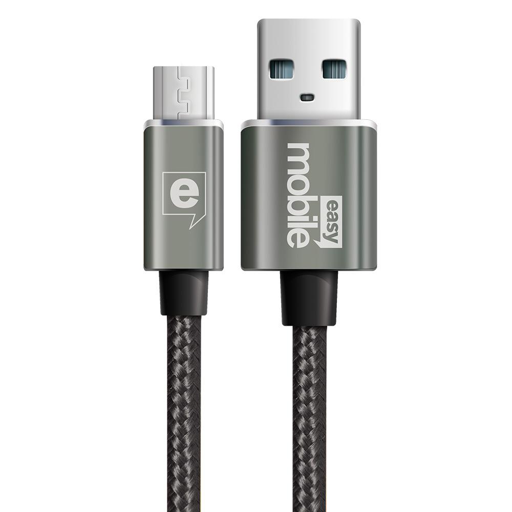 Cabo Premium USB - Micro USB - Easy Mobile