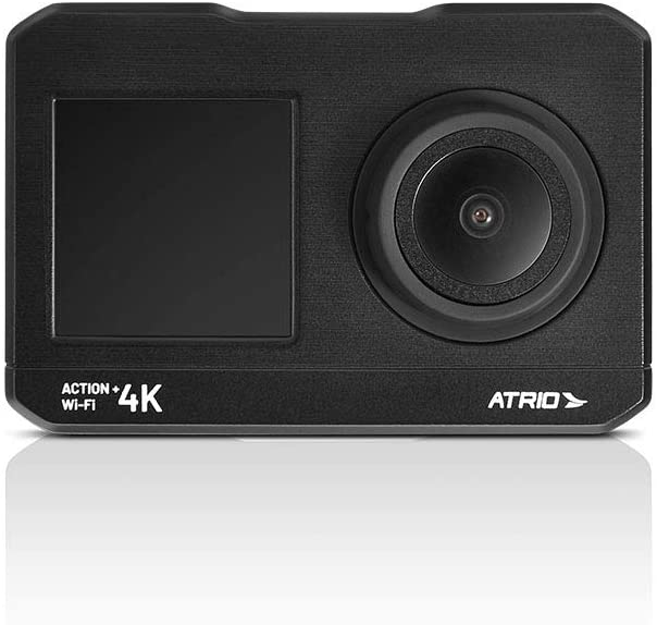Câmera De Ação Action+Selfie 4K DC191 Atrio Multilaser