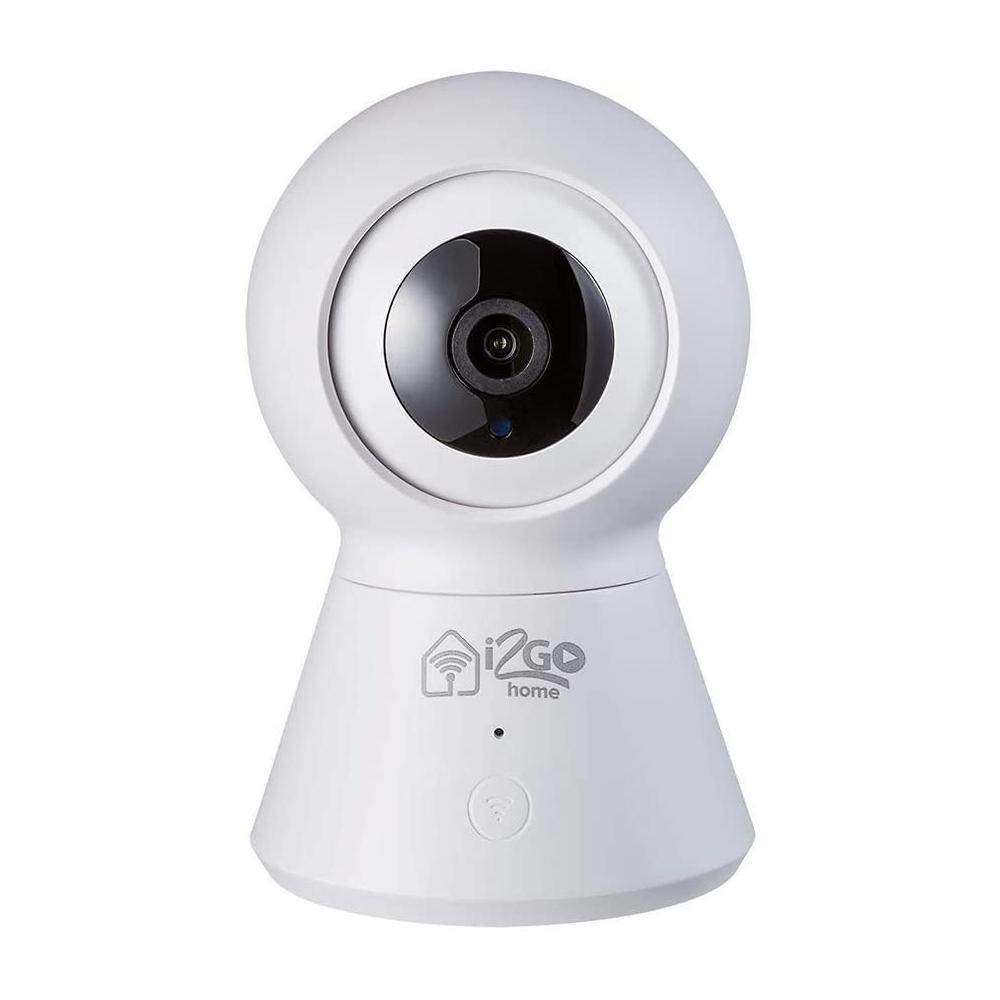 Câmera Inteligente 360º Wi-Fi  I2Go Home