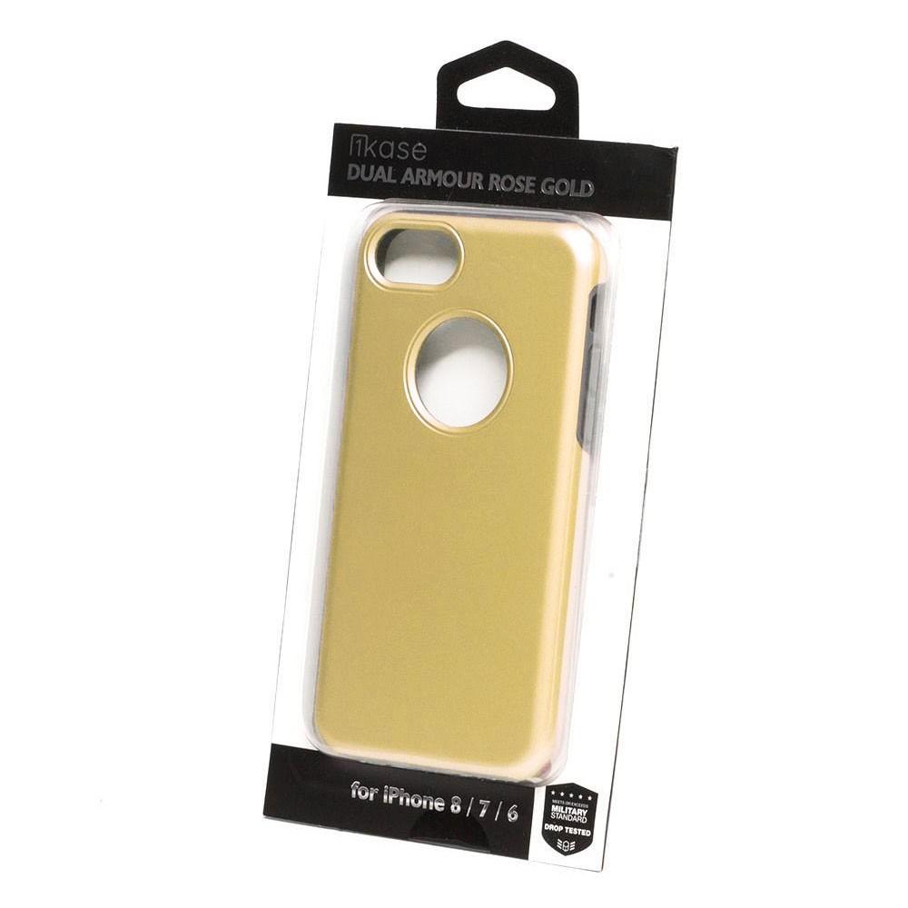 Capa Anti Impacto Dual Armour Ikase Iphone 6, 7, 8