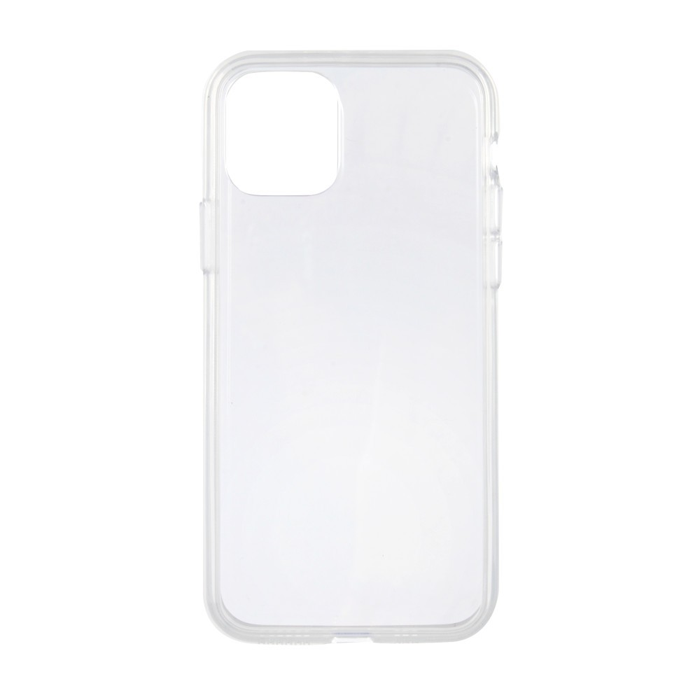 Capa Anti-Impacto Ikase Krystal Iphone 12 / Iphone 12 Pro - TRANSP