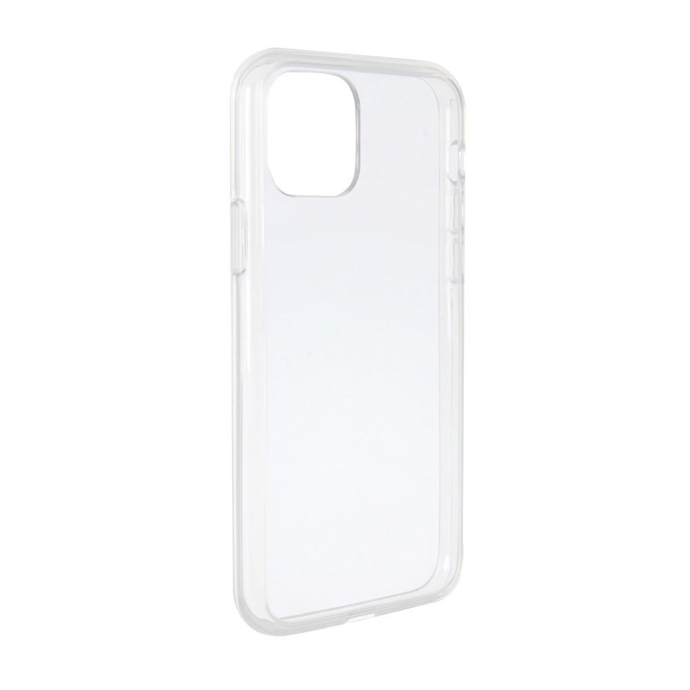Capa Anti-Impacto Ikase  krystal Iphone 12 Mini - TRANSP