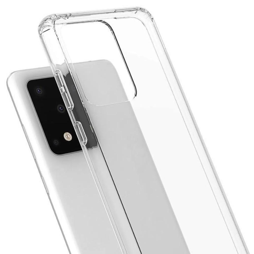 Capa Anti-Impacto Ikase Krystal Samsung Galaxy S20 Ultra - TRANSP