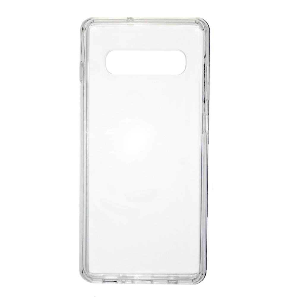Capa Anti-Impacto Ikase Krystal Samsung S10 - TRANSP