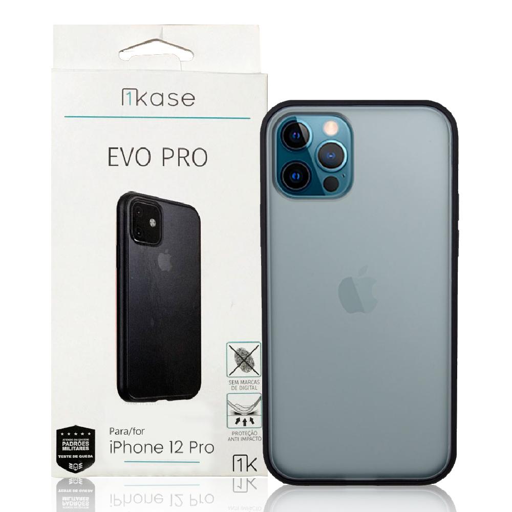 Capa Anti-Impacto Iph12 / Iph12 Pro Ikase Evo Pro