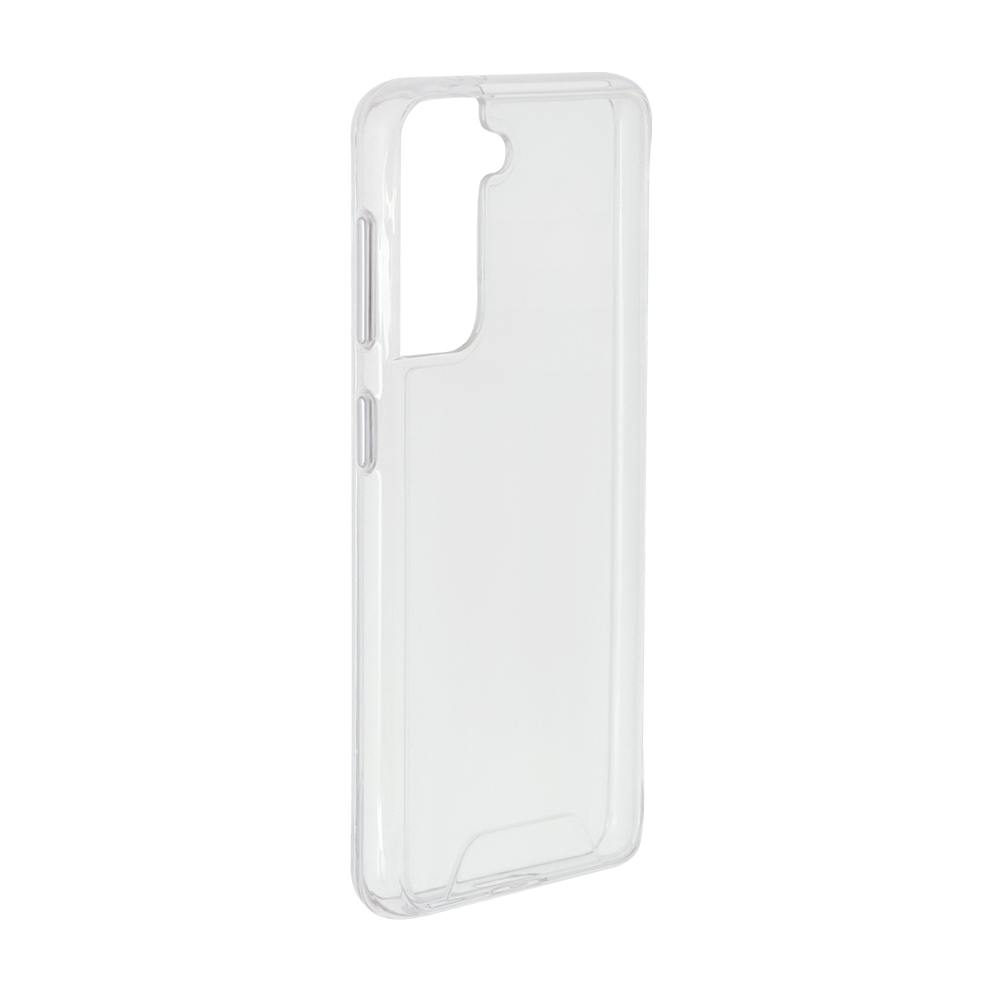 Capa Anti Impacto Samsung S21 Ikase Krystal - TRANSP