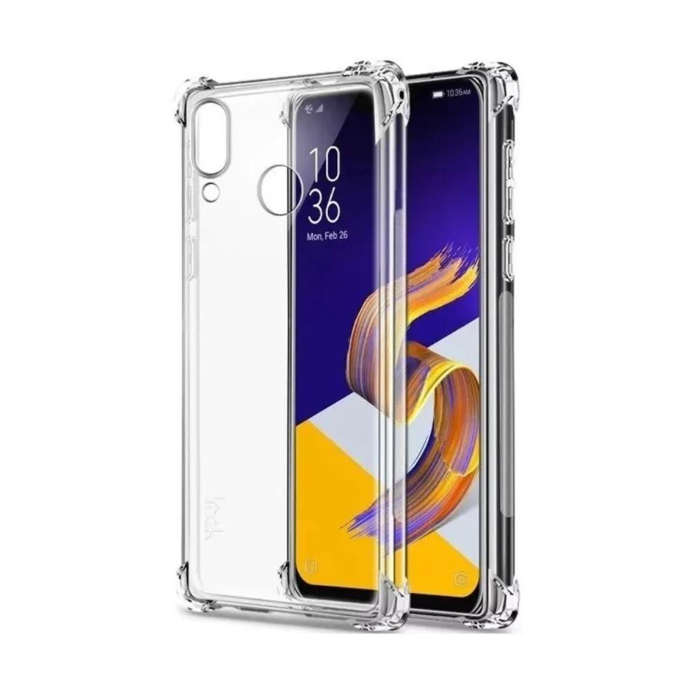 Capa Anti Shock Asus Zenfone 5z Zc600kl - TRANSP
