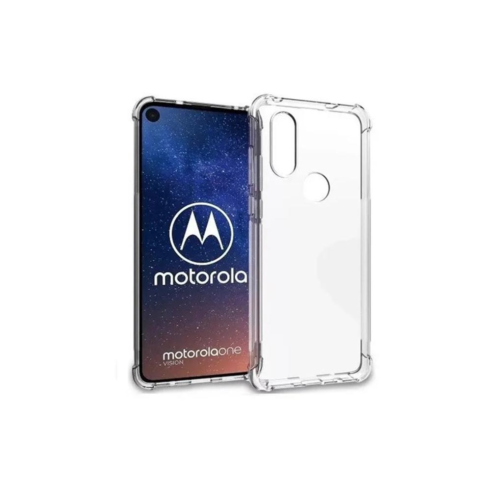 Capa Anti Shock Motorola One Action