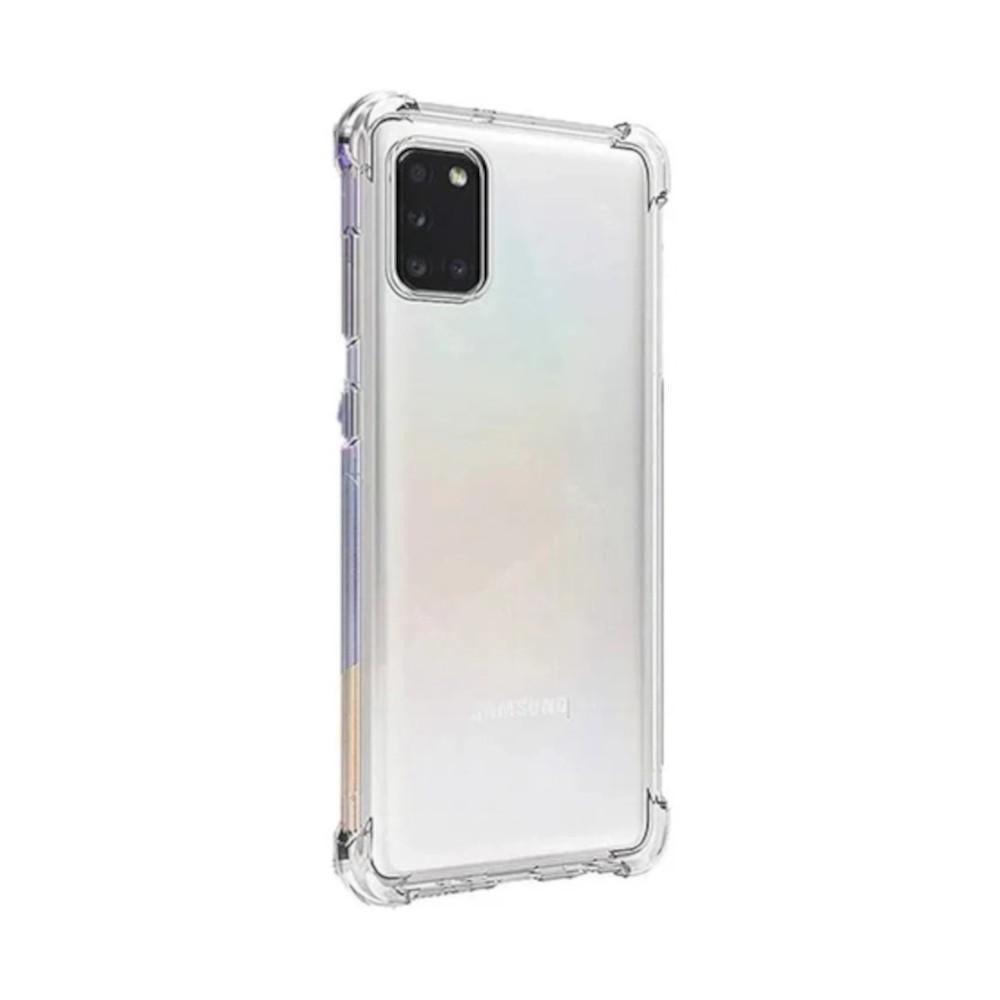 Capa Anti Shock Samsung Galaxy A31 Transparente