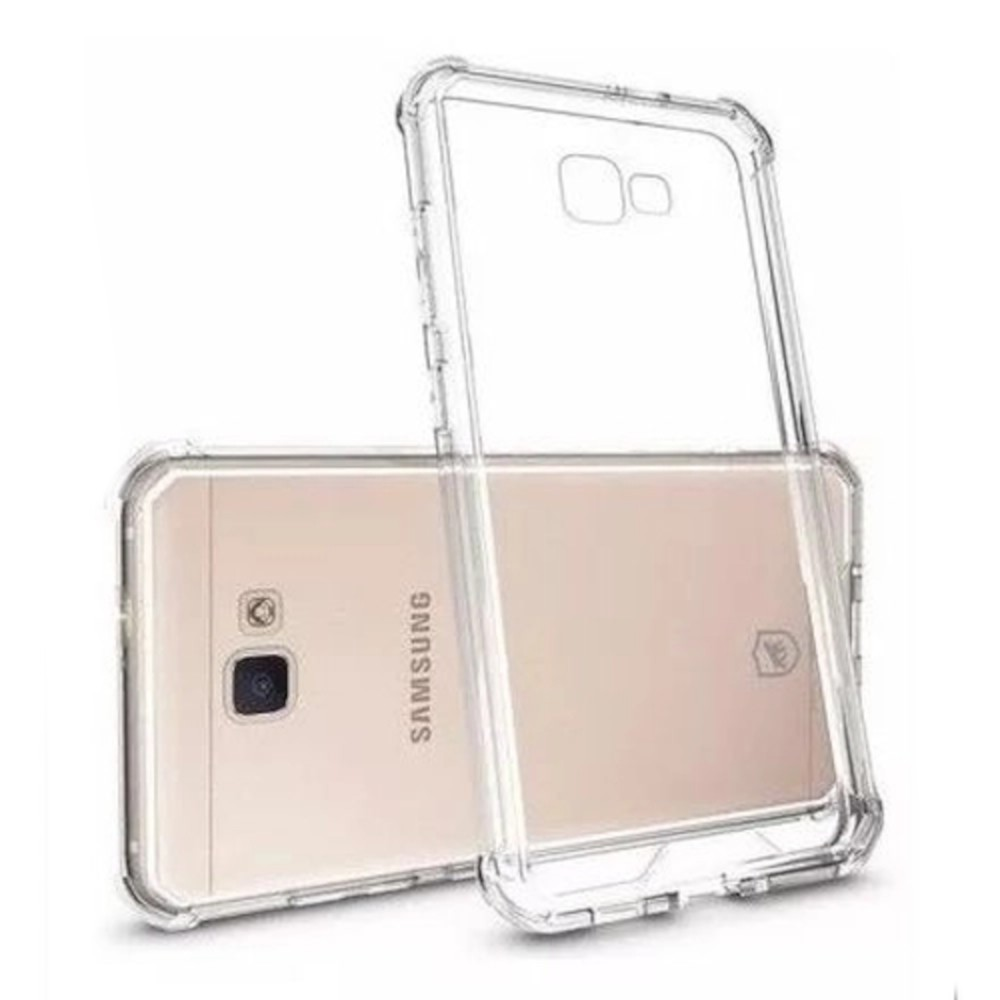 Capa Anti Shock Samsung Galaxy J4 Plus - TRANSP