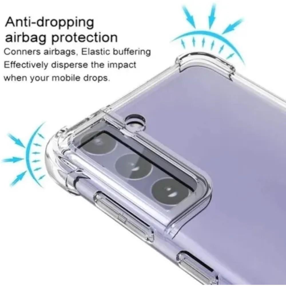 Capa Anti Shock Samsung S21